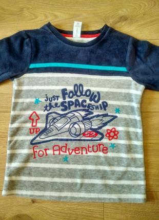 Дитяча кофта для хлопчика 110/116р. palomino/кофточка для мальчика4 фото