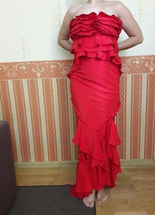 Оригінальне плаття ysl