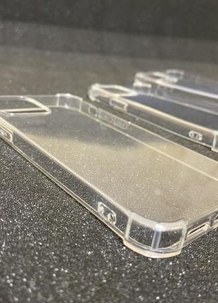 Прозрачный противоударный чехол к iphone 6/7/7+/8/8+/xr/11 12pro/max