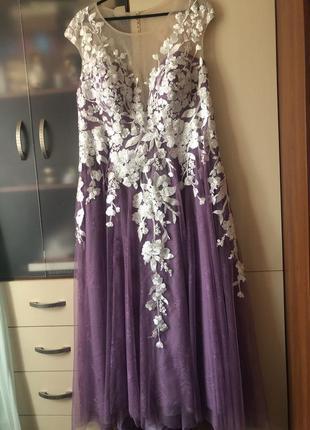 Шикарное платье для торжества 🎉 🎉 🎉