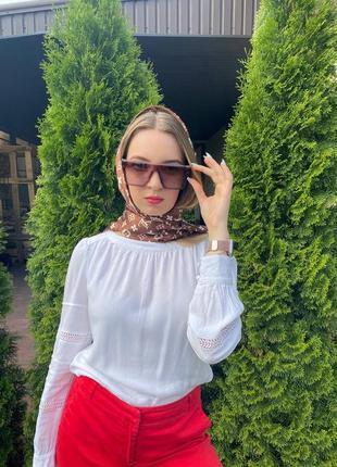 Женские солнцезащитные очки маска