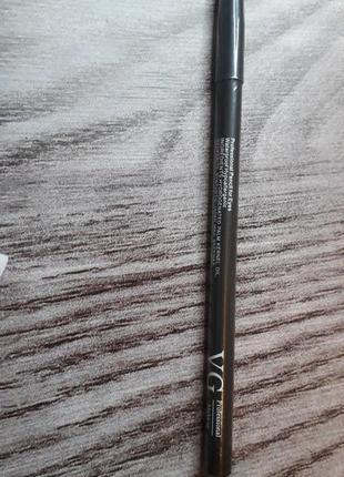 Черный карандаш для глаз  vg