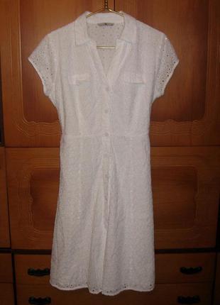 Классное платье миди1