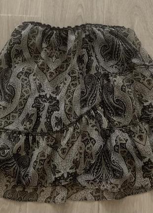 Классная юбка на лето reserved