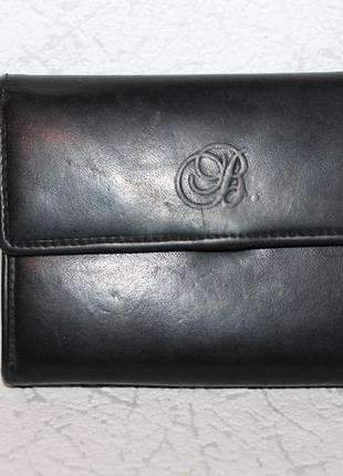 Кожаный кошелек vera pelle