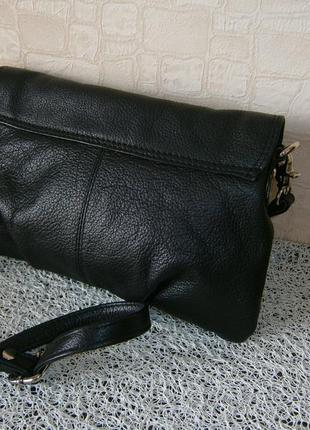 Маленькая сумка кросс-боди из натуральной кожи. lakeland4 фото