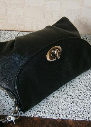Маленькая сумка кросс-боди из натуральной кожи. lakeland5 фото