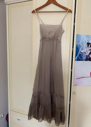 Платье king kong