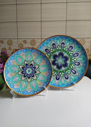 Декоративні тарілки, декоративные тарелки