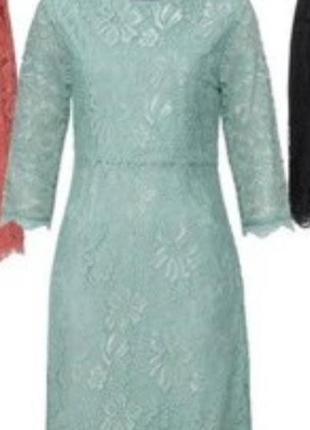 Кружевное платье esmara
