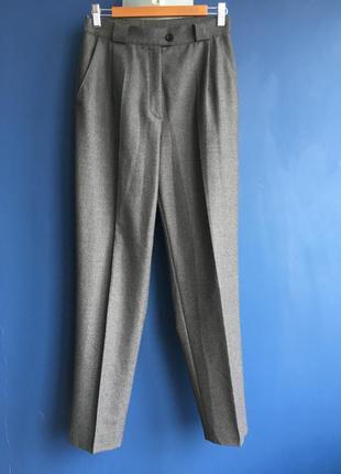 Шерстяные брюки на высокой талии, rosner, германия