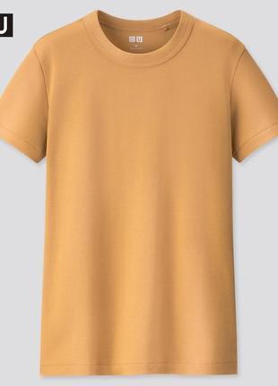 Базовая футболка uniqlo s