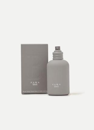 Zara black 100 ml оригінал!