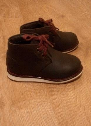 Осінні черевики firetrap 24 р.