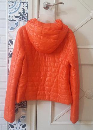 Укороченная куртка,ветровка kira plastinina