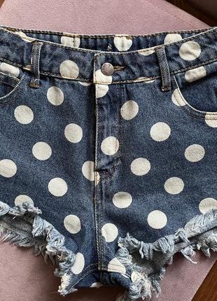 Женские джинсовые шорты befree, s