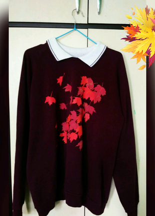 Осенний свитер