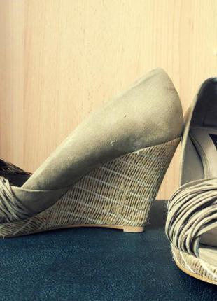Туфли zara босоножки