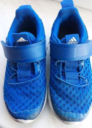 Кроссовки adidas rapidaflex summer uk11/292 фото