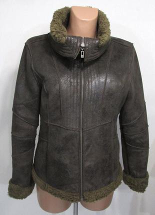 Куртка laura scott, 12 (40), теплая, как новая!