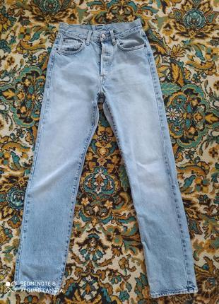 Винтажные джинсы reply в стиле 90х