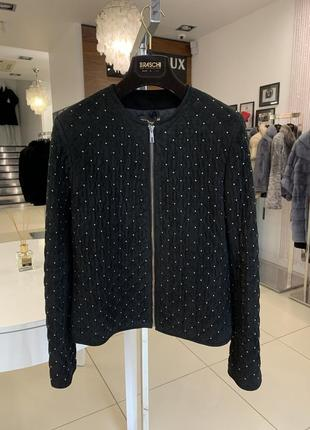 Куртка из натуральной замши -70%