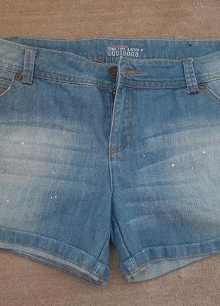 Шорты джинсовые lee cooper