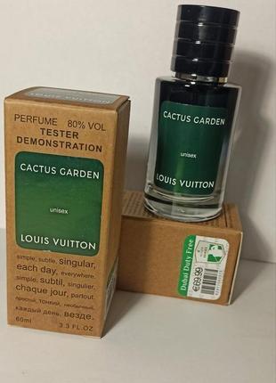 Cactus garden louis vuitton свежий парфюм  унисекс из дубая,стойкие духи,парфюмерия2 фото