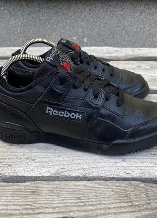 Оригинал кожаные reebok classic leather кроссовки