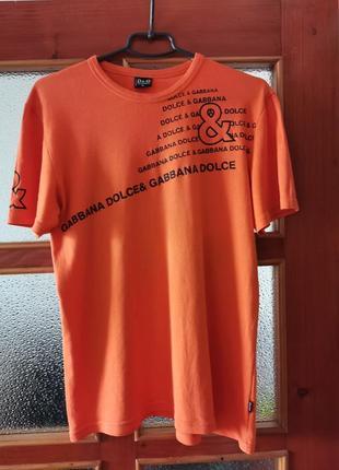 Dolce & gabbana футболка