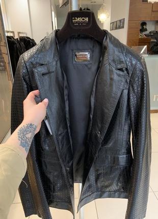 Кожаная куртка - 70%