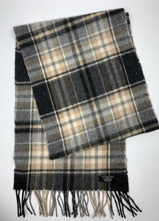 Scotland! мужской шерстяной шарф.