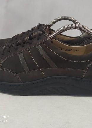 Кожаные спортивные туфли кроссовки (качалки) medicus для спортивной ходьбы, фитнеса и повседневной носки