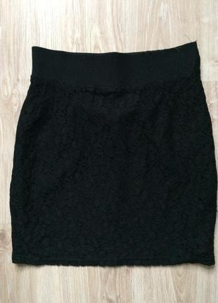 Мереживна юбка