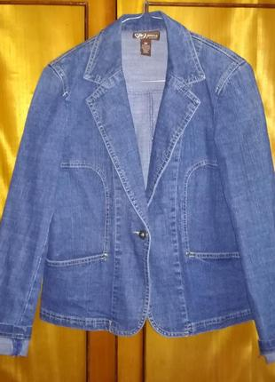 Куртка, пиджак джинсовый 🌹