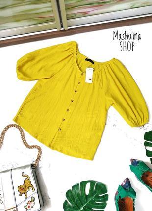 Новая блузочка яркого цвета от f&f