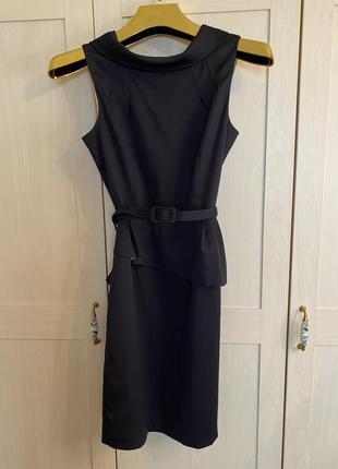 Классическое платье, новое