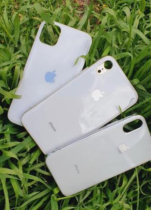 Глянцевый чехол для айфон iphone 11, 11 pro / pro max,  xr