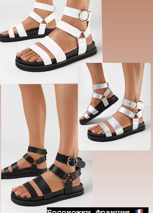 Горящая цена 💥три цвета босоножки сандалии франция 🇫🇷