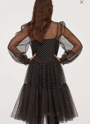 Роскошное платье h&m