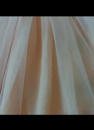 Фатиновая юбка для девочки,р122,128,1343 фото