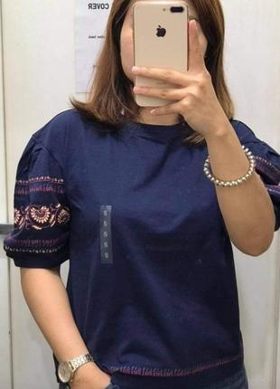 Женская блуза anna sui ut