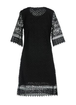 Потрясающее кружевное ажурное платье – футляр кружево кроше от darling.новое