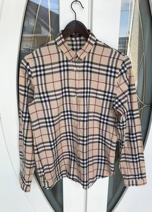 Женская рубашка burberry оригинал