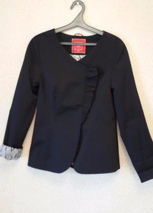 Стильный пиджак tiffi