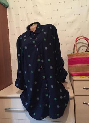 Приятная фланелевая рубашка