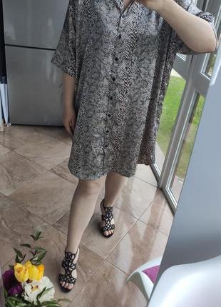 Плаття сорочка dny рубашка