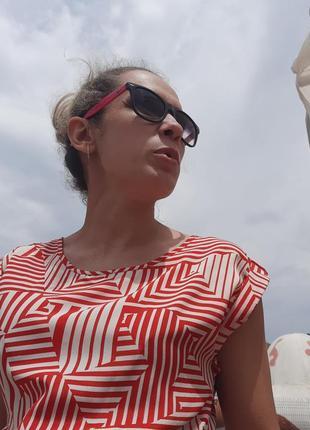 🌞стильні, яскраві жіночі/підліткові сонцезахисні окуляри😎