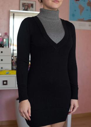 Платье- свитер от ostin