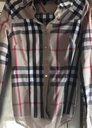 Рубашка барбери